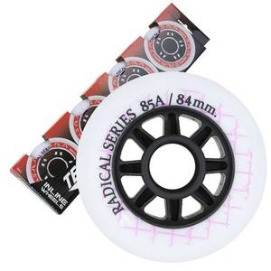 Készlet Görgők Tempish RADICAL 84x24 mm 85A (4 db), Tempish