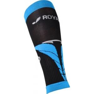 A tömörítés borjú ujjak ROYAL BAY® Air Black / Blue 9588, ROYAL BAY®