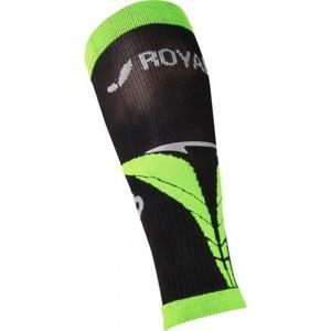 A tömörítés borjú ujjak ROYAL BAY® Air Black/Green 9688, ROYAL BAY®