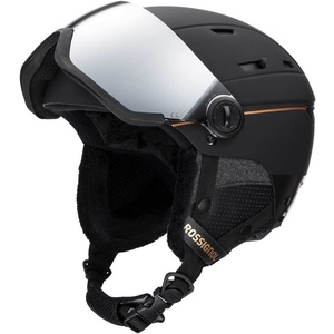 Ski sisak Rossignol Allspeed Visor hatásDovod W black RKIH400, Rossignol