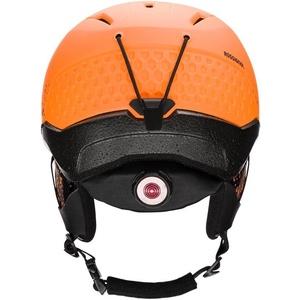 Ski sisak Rossignol ihaj csuhaj hatásDovod jég orange RKIH508, Rossignol