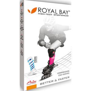 A tömörítés borjú ujjak ROYAL BAY® Classic Black 9999, ROYAL BAY®