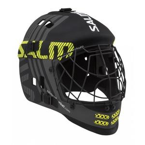 Sisak Salming Core Helmet Black, Salming