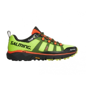 Cipő Salming Trail 5 Men Safety Yellow, Salming
