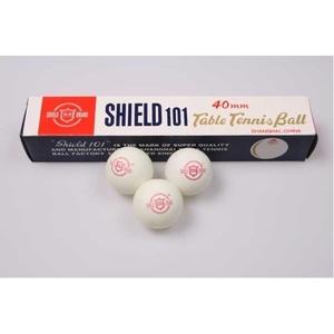 Balls  asztali tenisz SHIELD 6ks, Shield