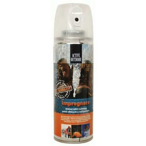 Impregnálás Sigal 200 ml Active Outdoor, Siga