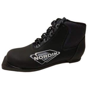 futó cipő NN Skol Spine Nordic Black N75, Skol