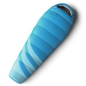 Set alvás zsák Husky Ladies Majesty -10°C kék + Laticel Husky akkord 1,8 kék ingyenes, Husky