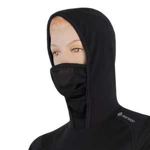 Női póló Sensor THERMO fekete / pattern 17200061, Sensor