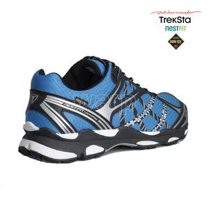 Cipő Treksta szinkronizálás GTX férfi black/blue, Treksta