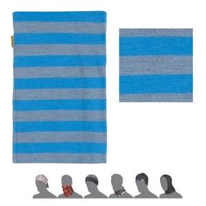 sál Sensor TUBE MERINO WOOL kék sávok 16200181, Sensor