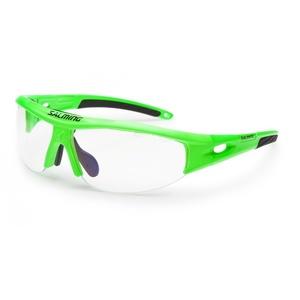 Szemüvegek SALMING V1 Protec szemüveg Junior Gecko Green, Salming