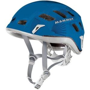 hegymászás sisak Mammut Rock Rider 52-57cm szürke / kék, Mammut
